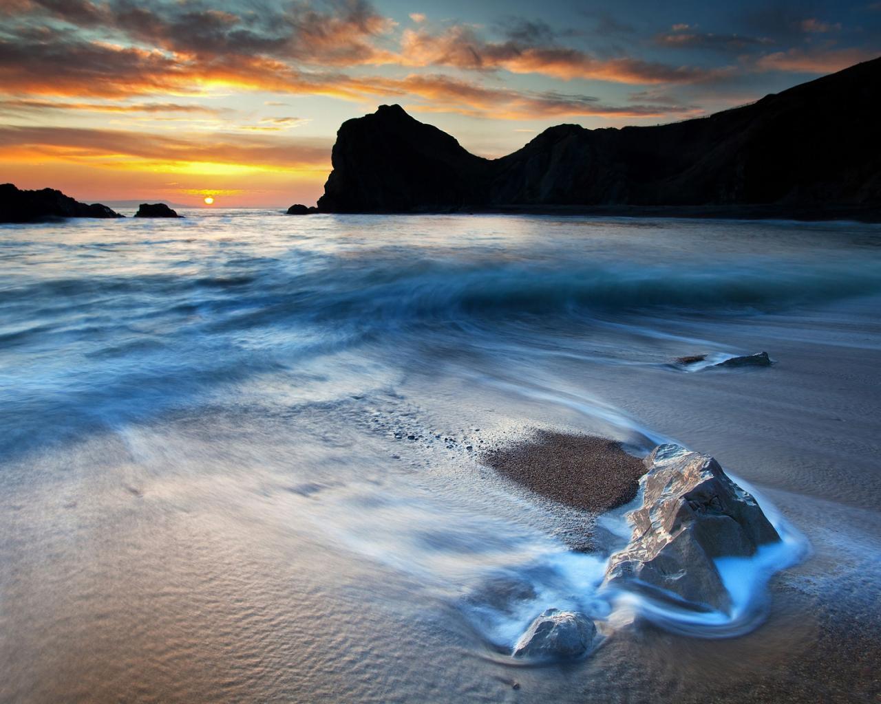 Стола природа вода море океан берег